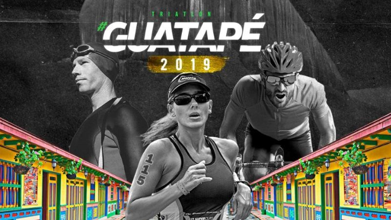 Triatlon Guatapé 2019 KT TAPE
